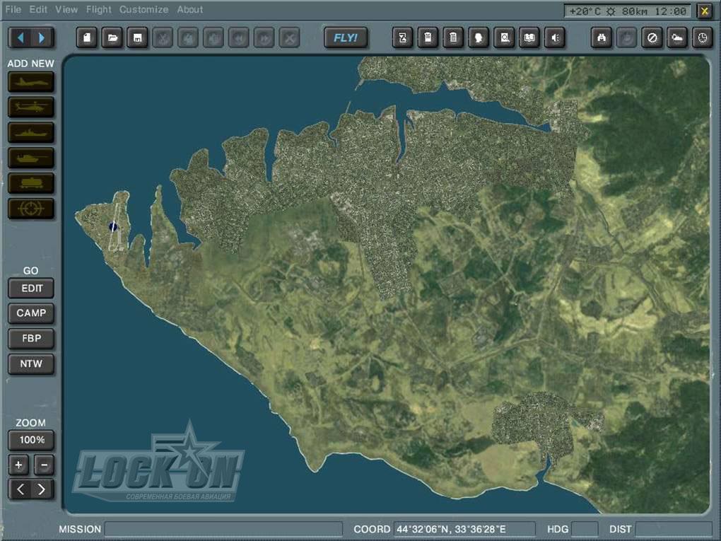 программа для создания карт местности - фото 6